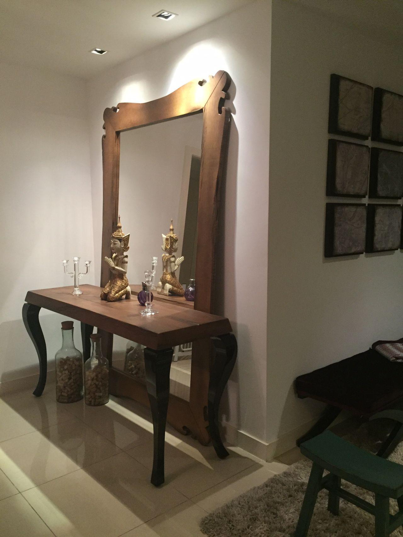 Aparador Com Espelho Para Sala De Jantar Decoracao Salas Jantar Com  -> Aparador Para Sala D Jantar Aki