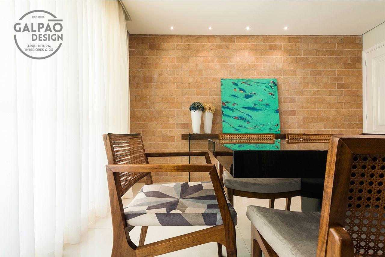 Image of: Sala De Jantar Com Cadeira De Palhinha Galpao Design Arquitetura Interiores Co 158437 Viva Decora