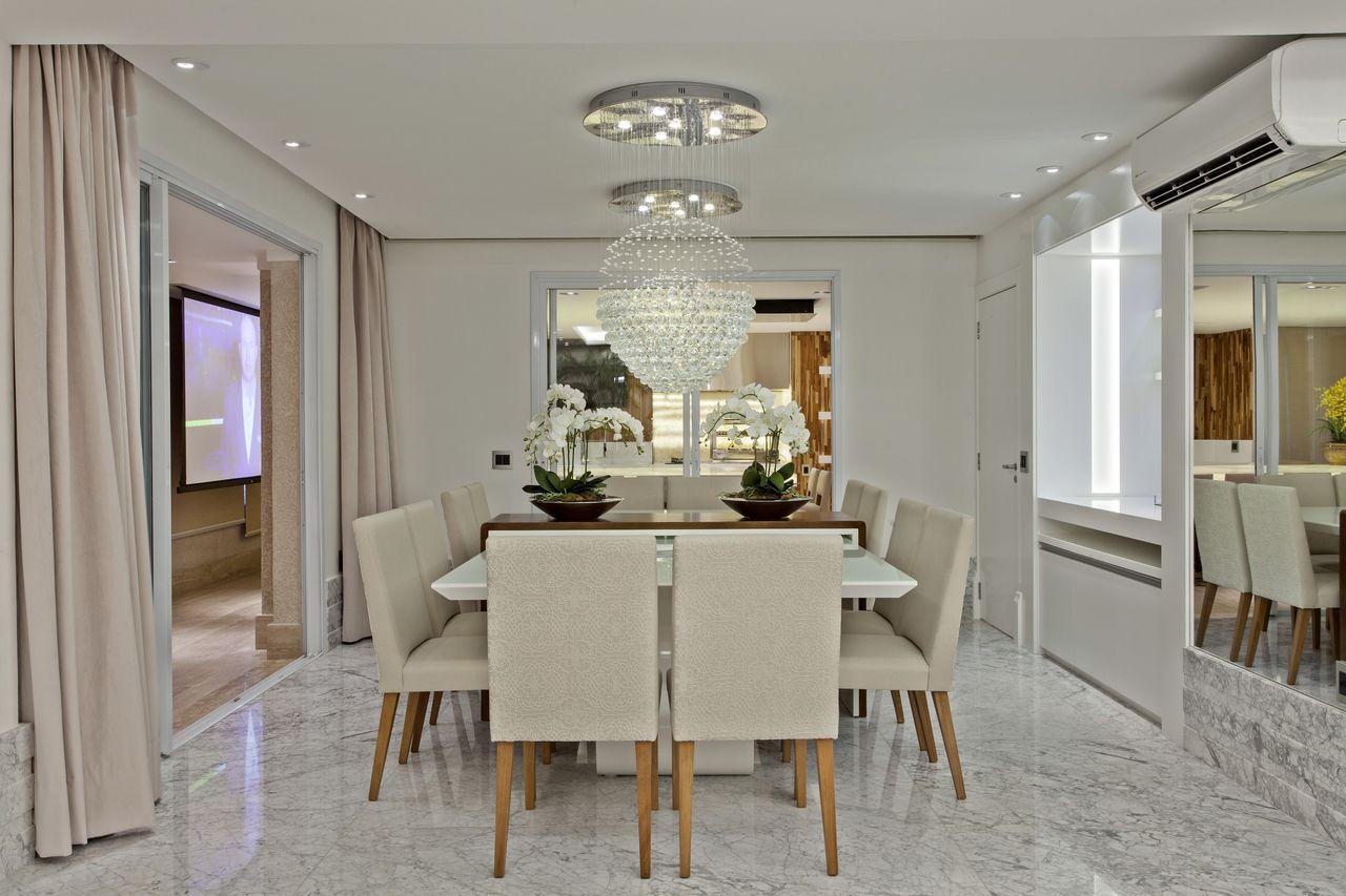 Lustres Para Salas Excellent Salas De Jantar E Estar Integradas