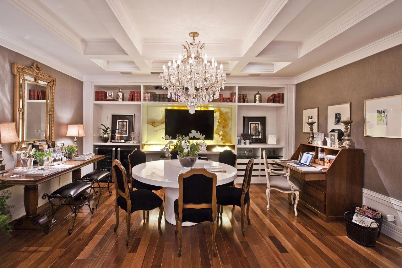 #BB9A10 Decoração Sala de Jantar Sala de Jantar Elegante 1280x853 píxeis em Decoração Sala De Jantar Com Bar