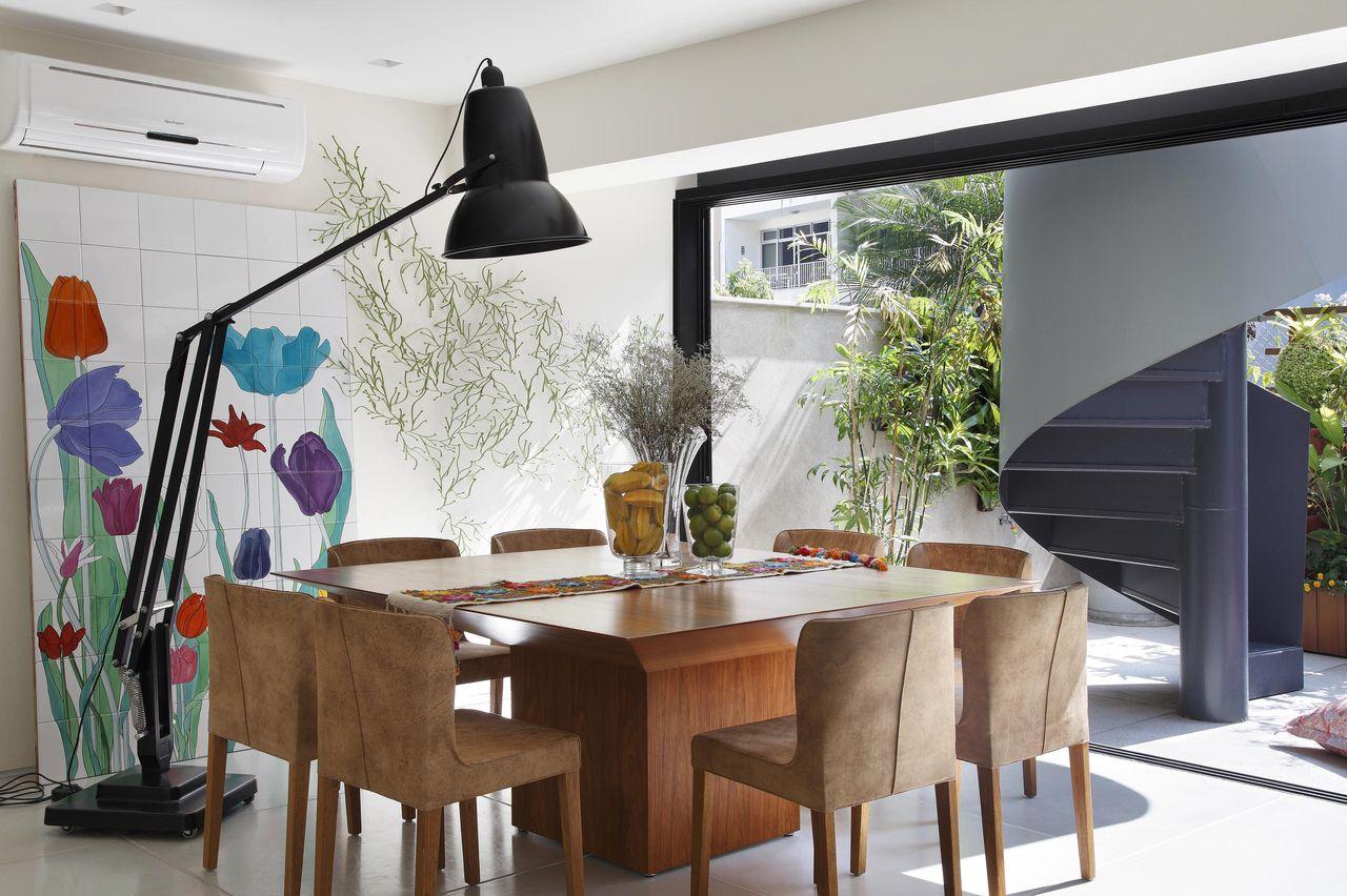 #6C452F decoração sala sala de jantar sala de jantar 1280x852 píxeis em Decoração Sala De Jantar Com Bar