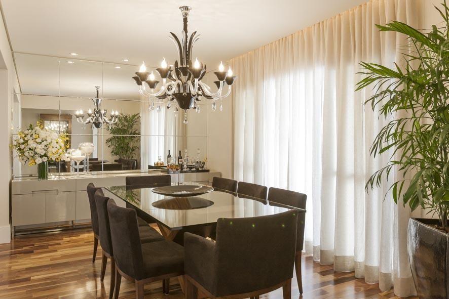 Sala De Jantar Zamarchi ~ decoração sala de jantar sala de jantar