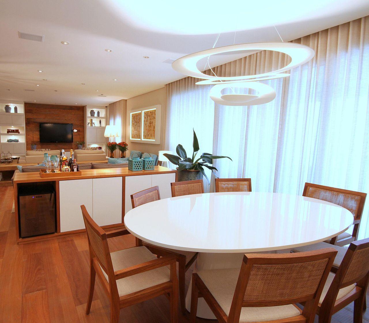 Pendente Para Sala De Jantar Pequena Decorao De Sala De Estar E  -> Lustres Para Sala De Apartamento Pequeno