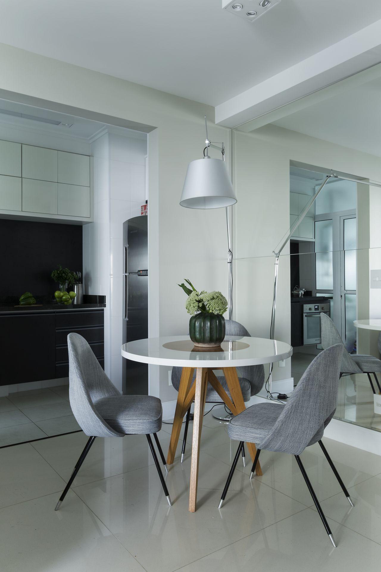 Luminaria moderna para sala de jantar modern light for Mesas redondas modernas