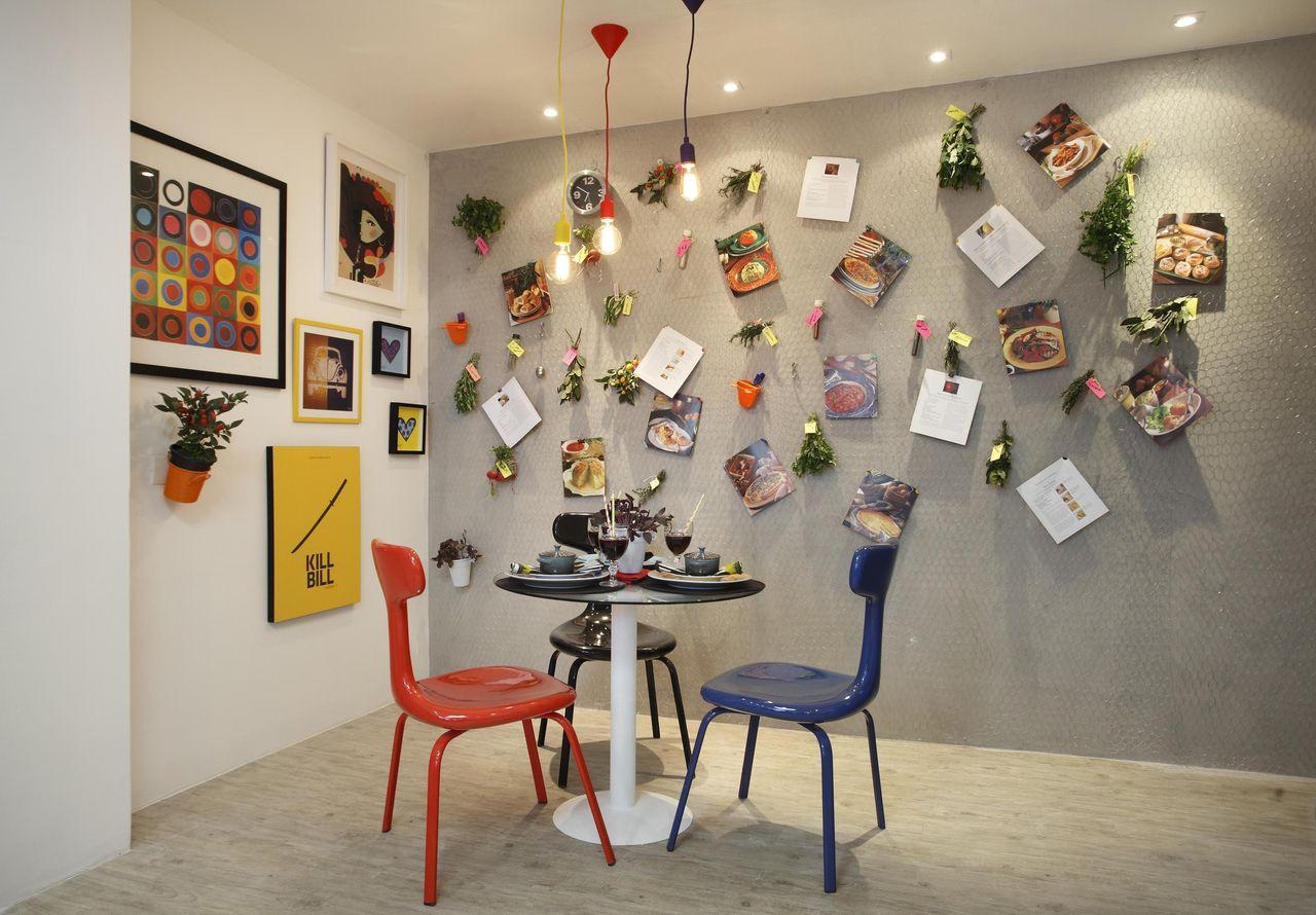 Sala De Jantar Pequena Como Organiz La  -> Sala De Jantar Pequena Mesa Redonda Ou Retangular