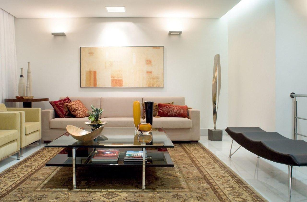 #A26929 Decoração Sala de Estar Tapete indiano na sala de estar 1280x845 píxeis em Decoração Sala De Estar Tapetes