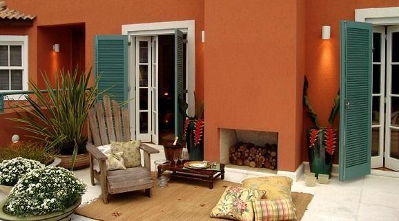 decoração cores secundárias - cores de tintas cores de parede