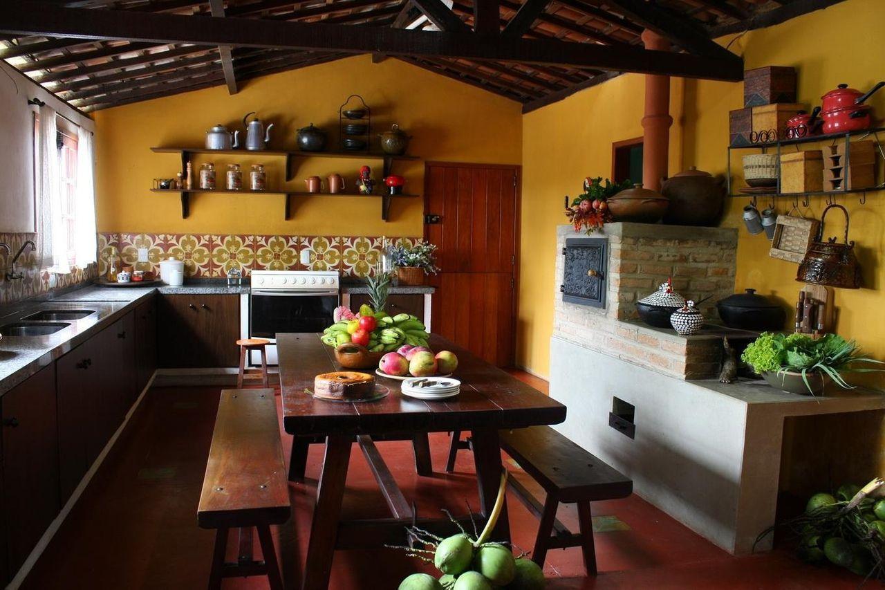 Cozinha Na Varanda Simples Resimden Com