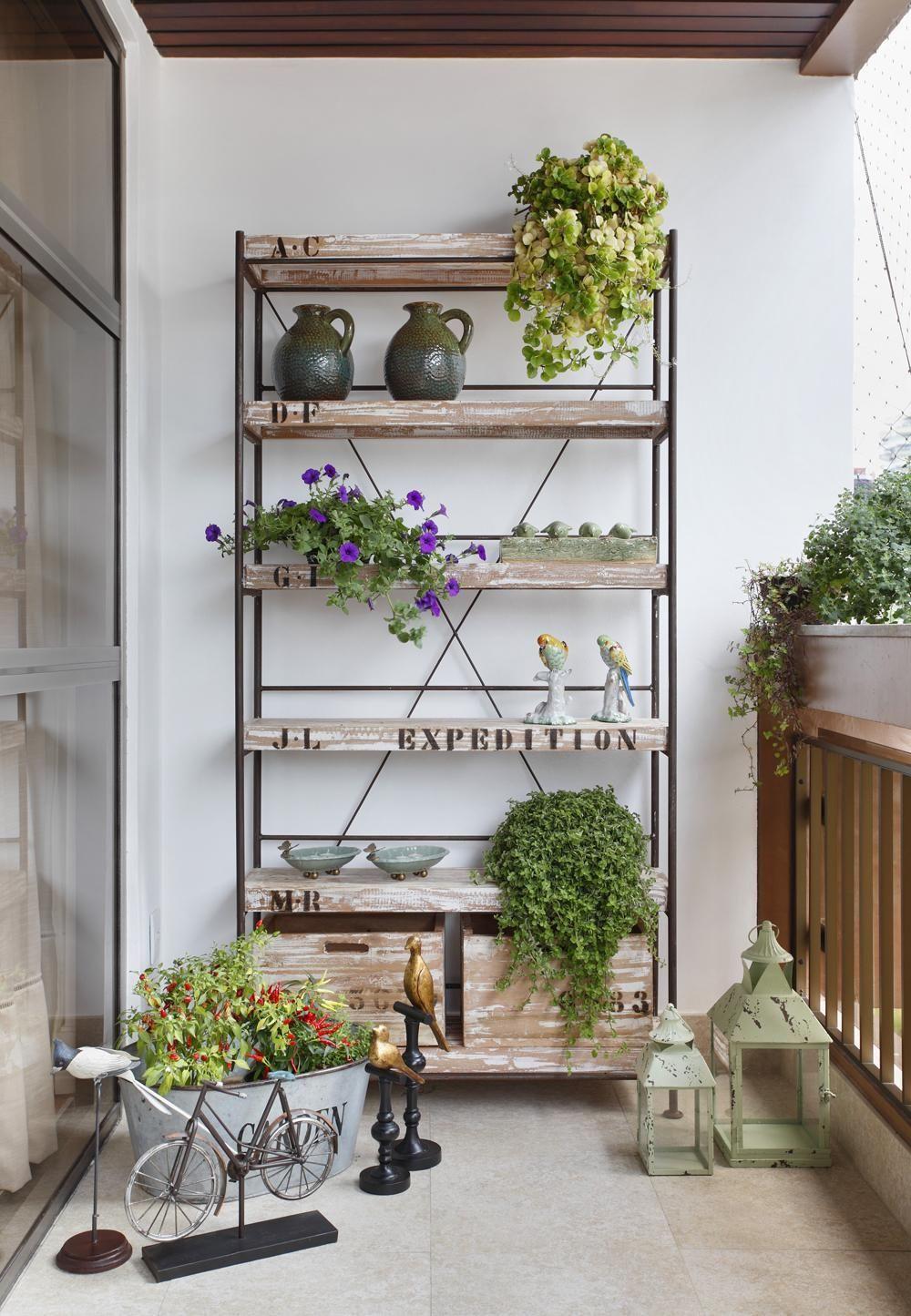 Estantes para plantas elegant sala de estar planta - Estantes para plantas ...