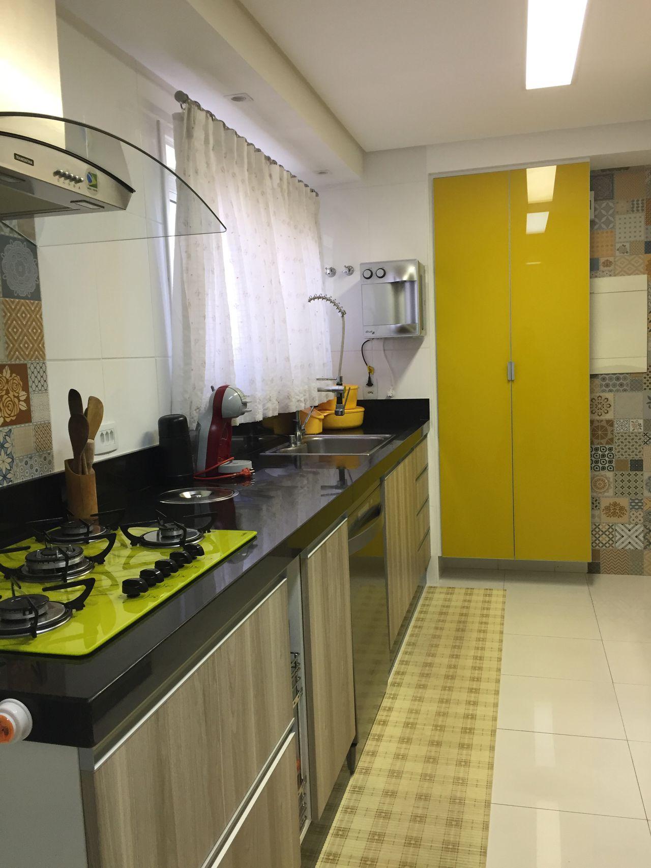 Arm Rio E Cook Top Amarelo De Marcia Rubinatti 141186 No Viva Decora