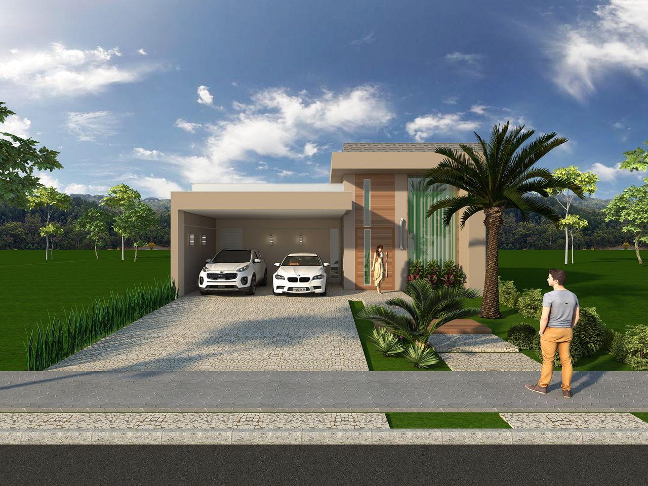 Casas Com Fachadas Modernas. . Casas Modernas Por Civit U Gutierrez ...