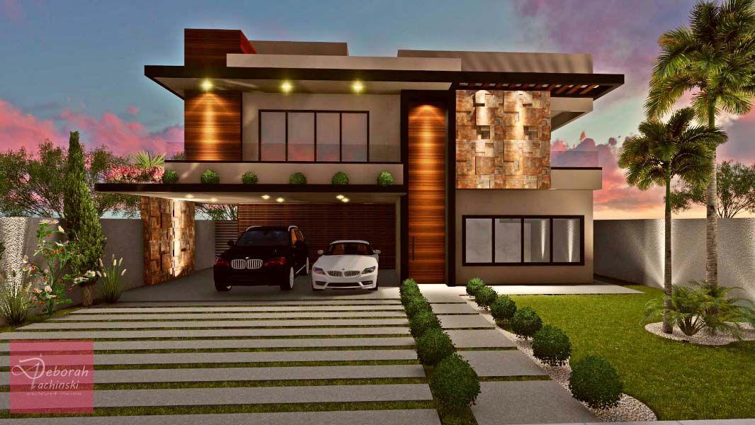 Fachadas casas modernas free fachada casa mexico fachada for Fachada de casas modernas