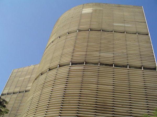 Obras de Oscar Niemeyer - Copan