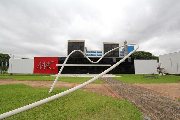 Obras de Oscar Niemeyer - Parque do Ibirapuera