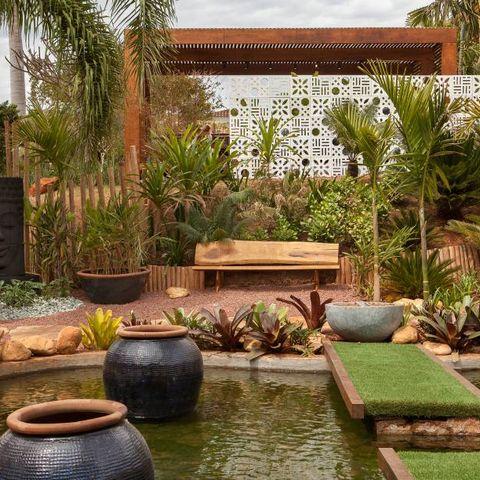 Jardim decora o fotos dicas e ideias viva decora for Ver jardines decorados