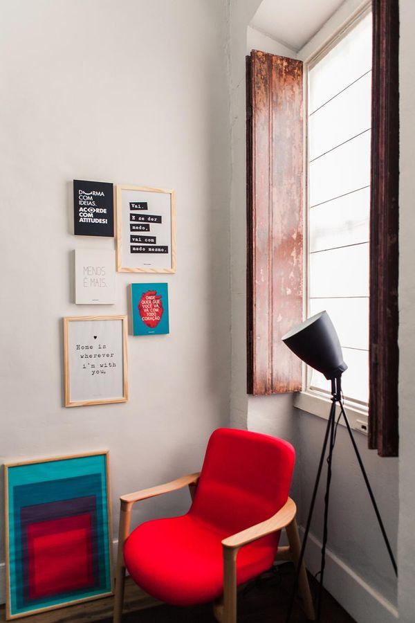 Projeto de Studio Um Interiores feng shui